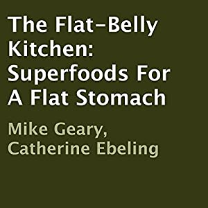 The Flat-Belly Kitchen Audiobook