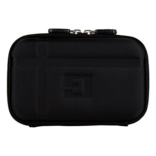 SumacLife Hard Shell Protective Case for Electronic Cigarette E-Cigs (Black)