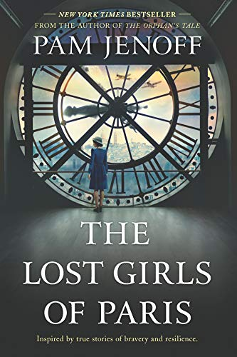 Lost Girls Paris Pam Jenoff ebook product image