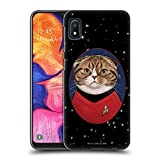 Official Star Trek Scotty Cats TOS Hard Back Case Compatible for Samsung Galaxy A10e (2019)