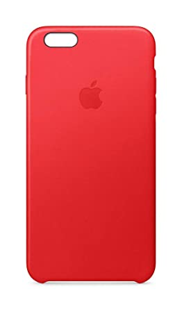 newest 3ddd2 2612b Apple Leather Case (for iPhone 6s Plus) - PRODUCT(RED)
