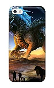 3007404K43142265 For Dragon Protective Case Cover Skin/iphone 5/5s Case Cover