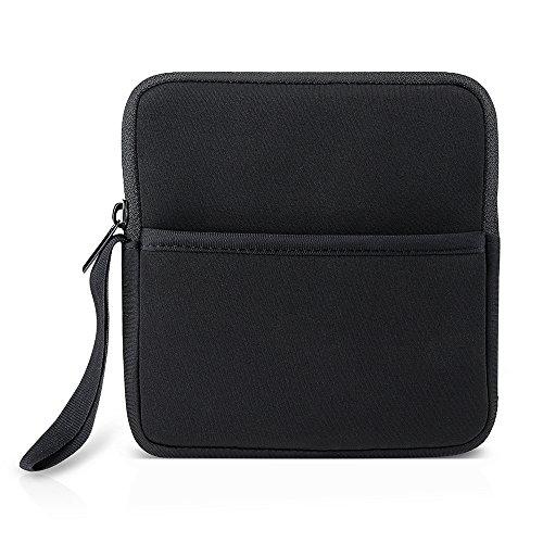 VicTsing Universal Neopren Schutzhülle Hülle Hartschalentasche Tasche Case Bag Tragbar für Externe Laufwerke, CD DVD Brenner, Blu-Ray Drives, Apple MD564ZM / Apple Magic Trackpad / SAMSUNG SE-208 GB / ASUS usw.