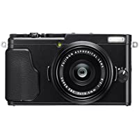 Fujifilm X70 Digital Camera (Black) (International Model) No Warranty