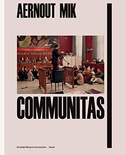 Aernout Mik - Communitas Broschiert – 1. Oktober 2011 Museum Folkwang Steidl 3869302968 Bildende Kunst