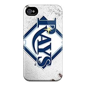 Tpu Fashionable Design Tampa Bay Rays Rugged Case Cover For Iphone 6 New