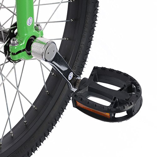 Club 20'' Freestyle Unicycle - Green by Unicycle.com (Image #5)