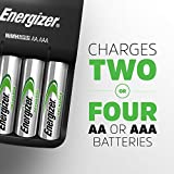 Energizer Recharge Basic Charger with 2 AA NiMH