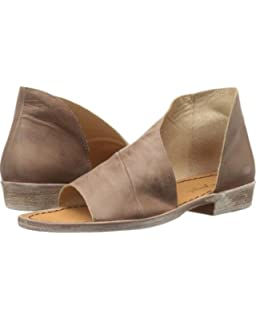 b65bc94d20a3 Freepeople Womens Mont Blanc Leather Open Toe Casual Slide Sandals