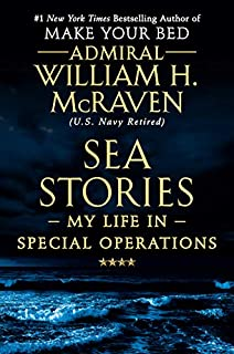 Book Cover: Sea Stories: My Life in Special Operations