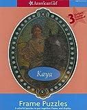 Kaya Frame Puzzles, American Girl, 1593694628