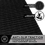 PUNT SURF Non Slip Grip Boat Floor Traction Mat