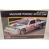 #2787 Monogram Nascar Neil Bonnett's Valvoline Pontiac Stock Car 1/24 Scale Plastic Model Kit