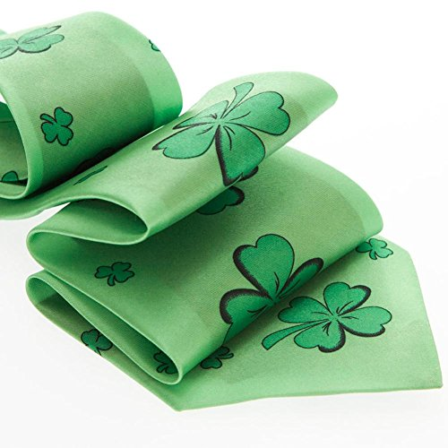 (Shamrocks Tie Party Accessory (1 count))