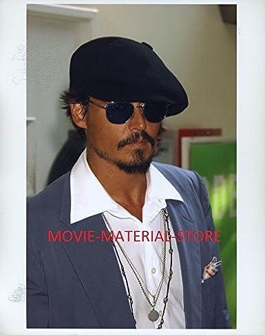 Johnny Depp 8x10