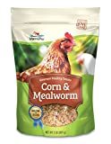 Manna Pro Corn & Mealworm Snack Blend Treats, 2 lb