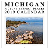 2019 Michigan Picture Perfect Places Wall Calendar