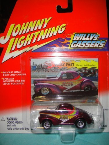Johnny Lightning Willys Gassers Willy Fast Owner: Art Gustafson by Playing Mantis