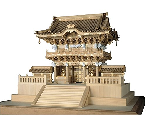 Nikkou Toushou-guu: Youmeimon (Wooden Assembly kit)