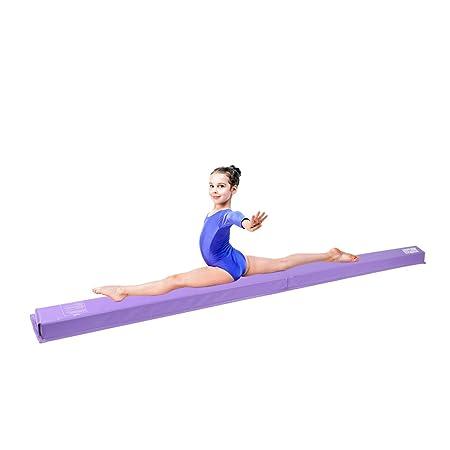 Amazon.com: Gymmatsdirect viga de equilibrio para gimnasia ...