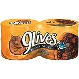 Tuna and Egg Bites Cat Food (24 Per Pack) [Set of 24], My Pet Supplies