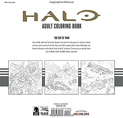 adult halo coloring page halo coloring pages to print. halo reach ... | 400x418