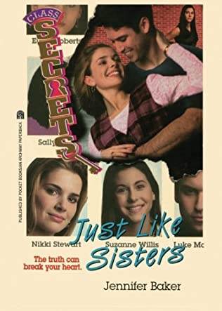 book cover of Just Like Sisters