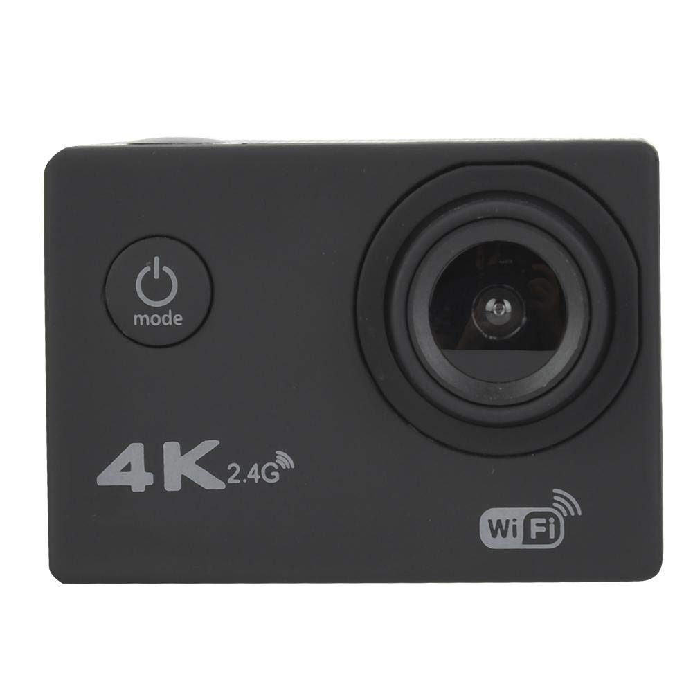 2.0 Inch Action Camera WiFi Underwater Photography Cameras of 30M Depth with 140° Wide Angle Lens Support 32g Memory Card for Climbing, Diving, Cycling, etc. by Mugast