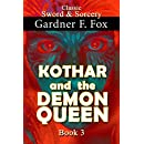 Kothar and the Demon Queen book #3 (Sword & Sorcery)