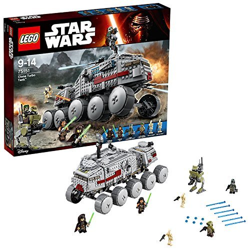LEGO (Star Wars: The Clone Turbo Tank 75151 ()