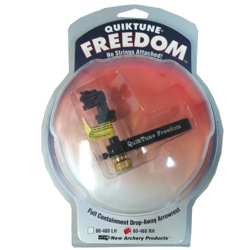 New Archery Products Quicktune Freedom Arrow Rest by New Archery Products