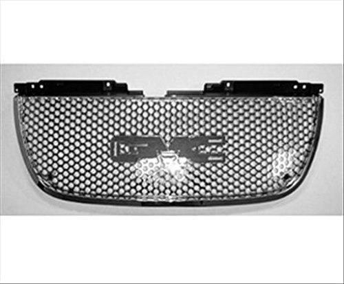 (OE Replacement GMC Jimmy/Yukon Grille Assembly (Partslink Number GM1200610))