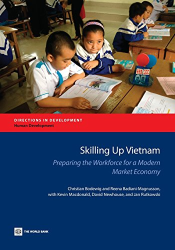Book cover from Skilling up Vietnam: Preparing the Workforce for a Modern Market Economy (Directions in Development) by Christian Bodewig