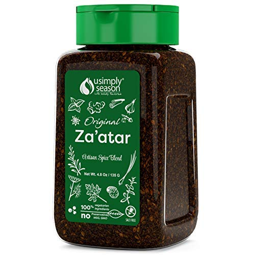 USimplySeason Zaatar (Original, 4.8 Ounce (Pack of 1))