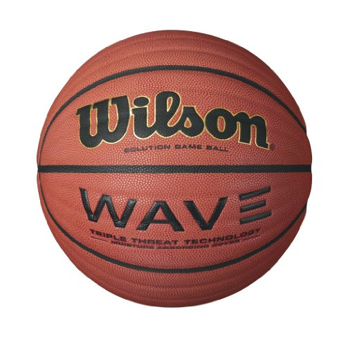 Wilson Wave Solution Game Basketball, Official - 29.5