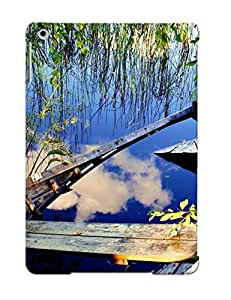Crazinesswith Design High Quality Sunken Rowboat Cover Case With Ellent Style For Ipad Air(nice Gift For Christmas)