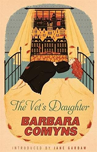 book cover of The Vet\'s Daughter