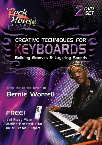 Creative Techniques For Keyboards Bldng Grooves &