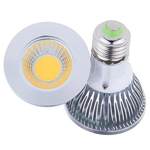 Aquiver 9W E27 PAR20 Epistar COB LED Spot Light Bulbs Down Light Lamp Cool White AC85-255V