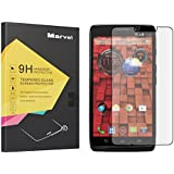 TLQ Tempered Glass Screen Protector for Motorola Droid Maxx XT1080
