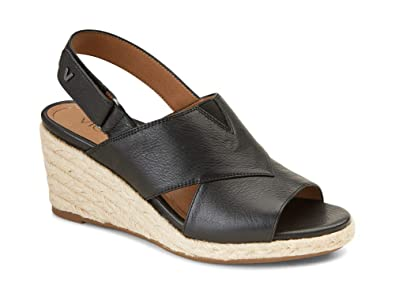 a54b002a59 Amazon.com | Vionic Women's Tulum Zamar Wedge Sandal - Ladies Sandals  Concealed Orthotic Support | Platforms & Wedges