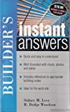 Builder's Instant Answers