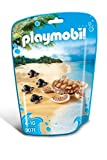 Playmobil 9071 - Tartaruga con Cuccioli, Multicolore
