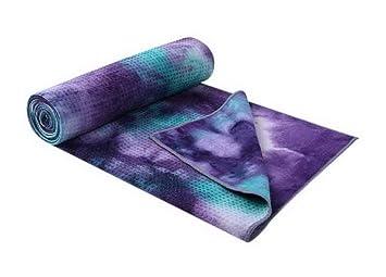 Impresión Yoga Shop Toalla Manta antideslizante Yoga toalla ...