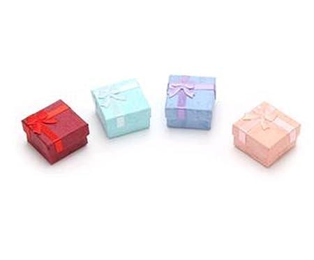 32pcs Small Jewery Organizer Gift Box Rings Storage Box Small Gift