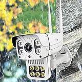 WiFi Camera 1080P HD Wireless Home Surveillance Night Vision Home Surveillance,2-Way Audio,Baby Monitor/Pet/Elder,