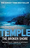 Front cover for the book The Broken Shore by Peter Temple