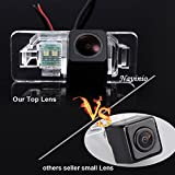 Navinio Waterproof 170 ° reversible vehicle-specific camera integrated into case handle rear view reversing camera for X1 X3 X5 X6 M3/E46/E46CSL/E90/E91/E92/E93/ E82 E88/ E39/E60/E60N/ E53/E70/E71/ X6:530I/536Li/335i/328i/335i/320i/330i/X1/520Li