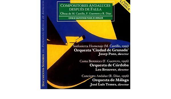 En La Arboleda De Hormigón de Concierto Andaluz Para El ...