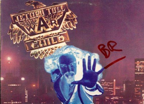 Jethro Tull War Child Original Chrysalis Records Stereo release CHR 1067 1970's Rock Vinyl (1974)
